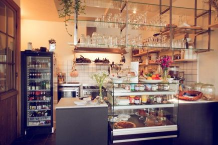 Tinsel restaurant inside